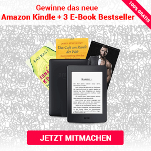 [offline] Kindle + 3 E-Book Bestseller Geweinnspiel – DOI – Non-Incent